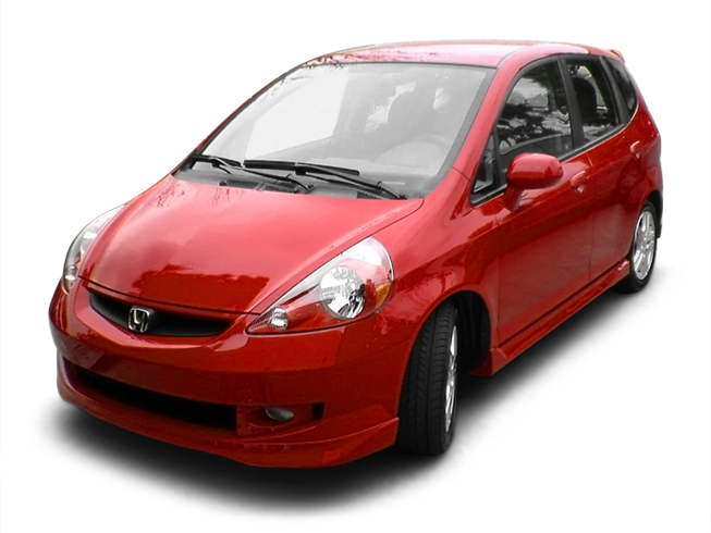 2007 Honda Fit Sport - Good or Bad Credit Car Loans